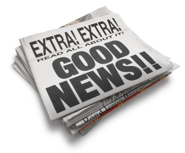 What makes the Gospel Good news ?